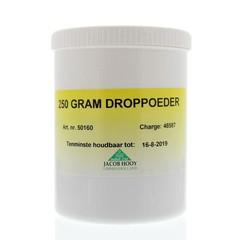 Jacob Hooy Droppoeder pot (250 gram)