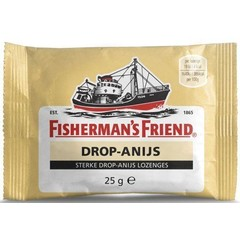 Fishermansfriend Sterk drop anijs (25 gram)