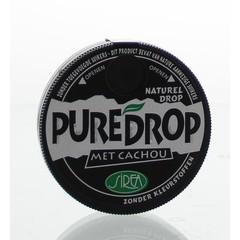 Sirea Cachou naturel drop potje (13 gram)