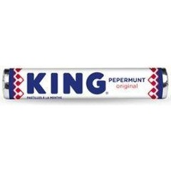 King Pepermunt (1 rol)