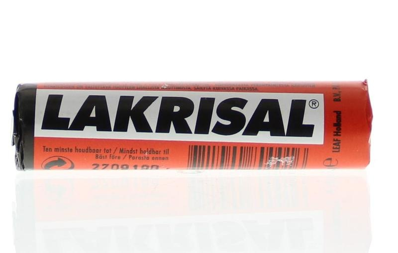 Lakrisal Lakrisal Salmiak (25 gram)
