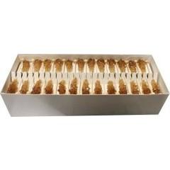 Van Vliet Kandijstokjes bruin doos (100 stuks)