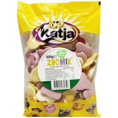 Katja Zoo mix zakje (500 gram)