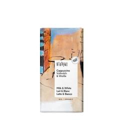 Vivani Chocolade cappuccino (100 gram)