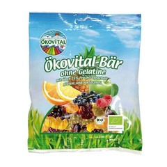 Okovital Beertjes zonder gelatine (100 gram)