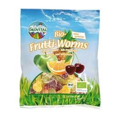Okovital Fruitworm zonder gelatine (100 gram)
