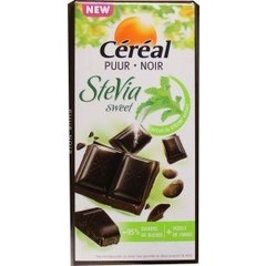 Cereal Chocolade tablet puur (85 gram)