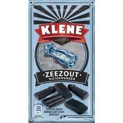 Klene Zeezout waterwerken (200 gram)