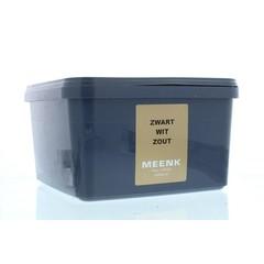 Meenk Zwart wit zout (2 kilogram)