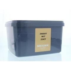 Meenk Zwart wit zoet (2 kilogram)