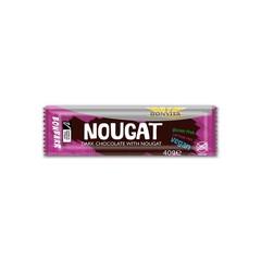 Bonvita Choco nougat puur (40 gram)