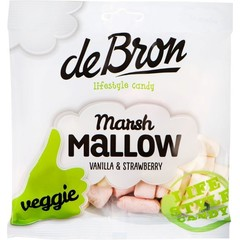 De Bron Marshmallow veggie (75 gram)