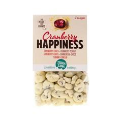 Terrasana Cranberry happiness choco (150 gram)
