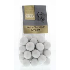 Meenk Drop + chocolade krokant (150 gram)
