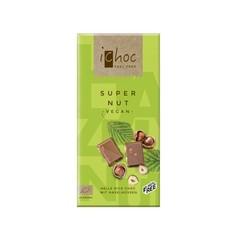 Ichoc Supernut vegan (80 gram)