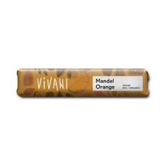 Vivani Chocolate To Go almond orange vegan (35 gram)