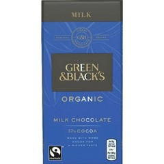 Green & Black Chocolade melk (90 gram)