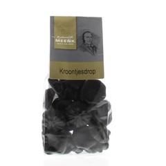 Meenk Kroontjes drop (180 gram)