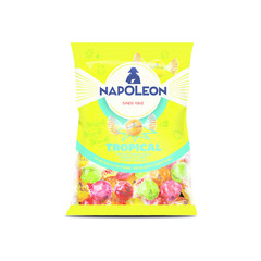 Napoleon Tropische vruchten kogels (150 gram)