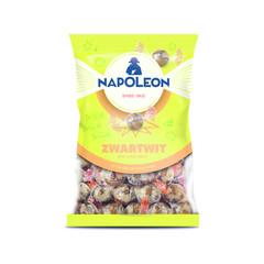 Napoleon Zwart/wit kogels (150 gram)