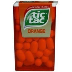 Tic Tac Orange (18 gram)