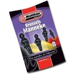 Matthijs Drop Brussels manneke (4 kilogram)