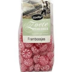 Kindly's Framboosjes zoete herinneringen (200 gram)