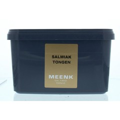 Meenk Salmiaktongen (2500 gram)