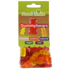 Food2Smile Gummybears (100 gram)