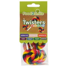 Food2Smile Twister rainbow (5 stuks)