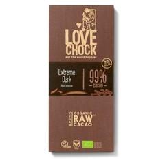 Lovechock Extreme dark 99% pure (70 gram)