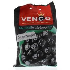 Venco Menthol kruisdrop (173 gram)