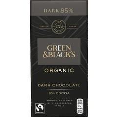 Green & Black Puur 85% (90 gram)