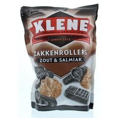 Klene Zakkenrollers gemengd zout & salmiak (260 gram)
