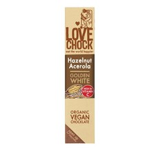 Lovechock Golden white hazelnut acerola (40 gram)