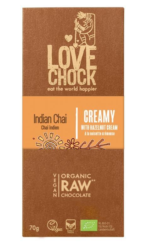 Lovechock Lovechock Indian chai (70 gram)