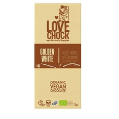 Lovechock Golden white (70 gram)