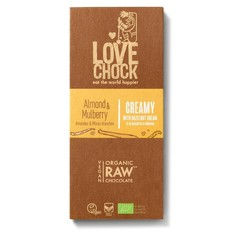 Lovechock Almond/mulberry Mylk (70 gram)