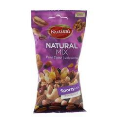 Nutisal Enjoy sporty mix natural (60 gram)