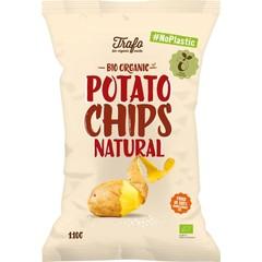 Trafo Chips gezout no plastic (110 gram)