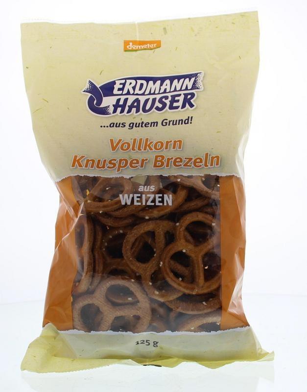 E Hauser E Hauser Zoute krakelingen (125 gram)