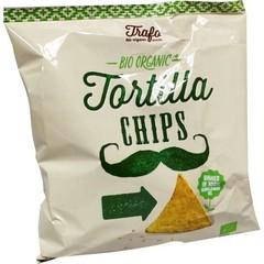 Trafo Tortilla chips naturel (75 gram)