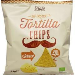 Trafo Tortilla chips nacho (75 gram)