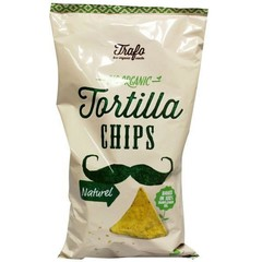 Trafo Tortilla chips naturel (200 gram)