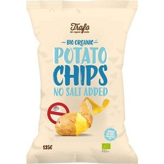 Trafo Chips zonder zout (125 gram)