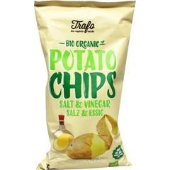 Trafo Chips salt & vinegar (125 gram)
