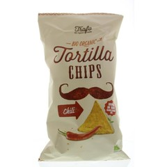 Trafo Tortilla chips chili (200 gram)