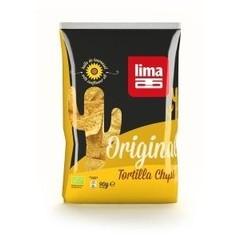 Lima Tortilla chips original bio (90 gram)