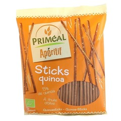 Primeal Aperitive quinoa sticks (100 gram)