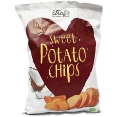 Trafo Chips zoete aardappel (80 gram)